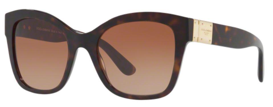 Dolce & Gabbana DG 4309 502/13 Größe 53 QCDvut