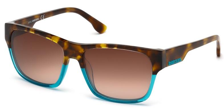DIESEL DL 0012/S 56F Sonnenbrille Ndk80gSj