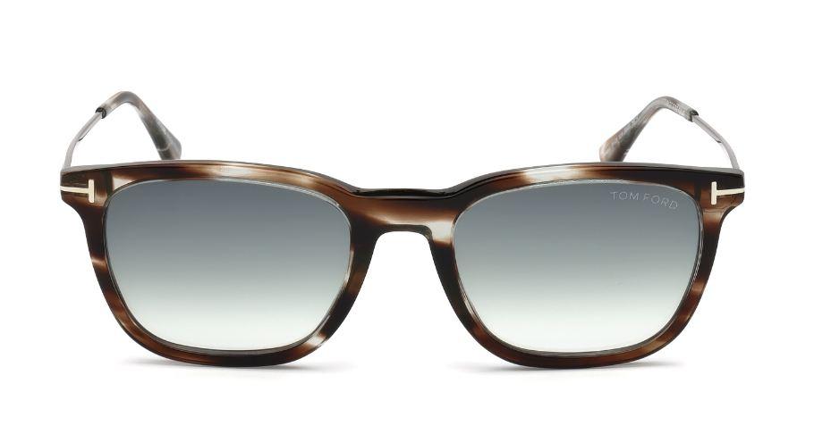 Tom Ford Herren Sonnenbrille » FT0625«, braun, 52V - braun/blau