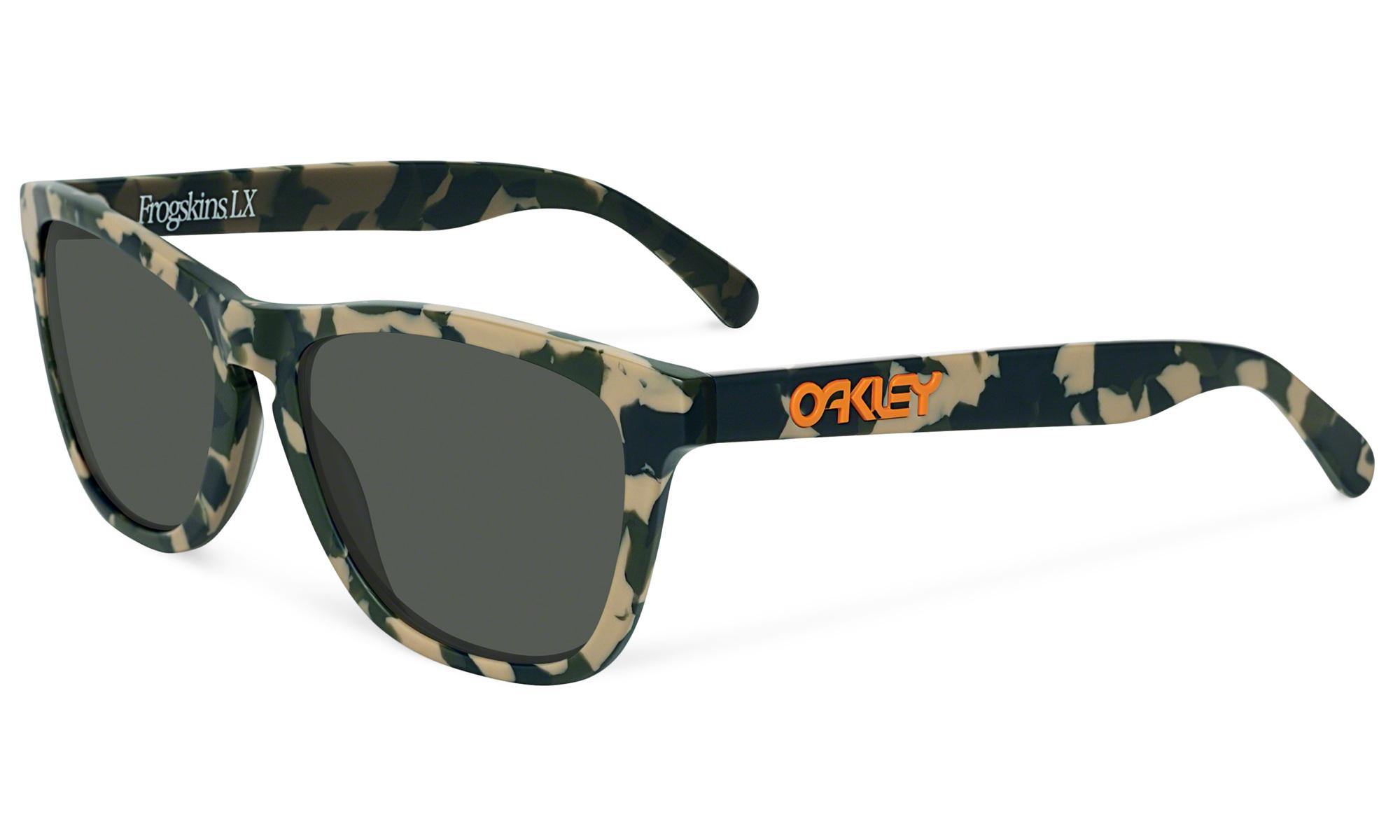 Oakley Global Frogskin Lx OO 2043-01 XmlgvIex7