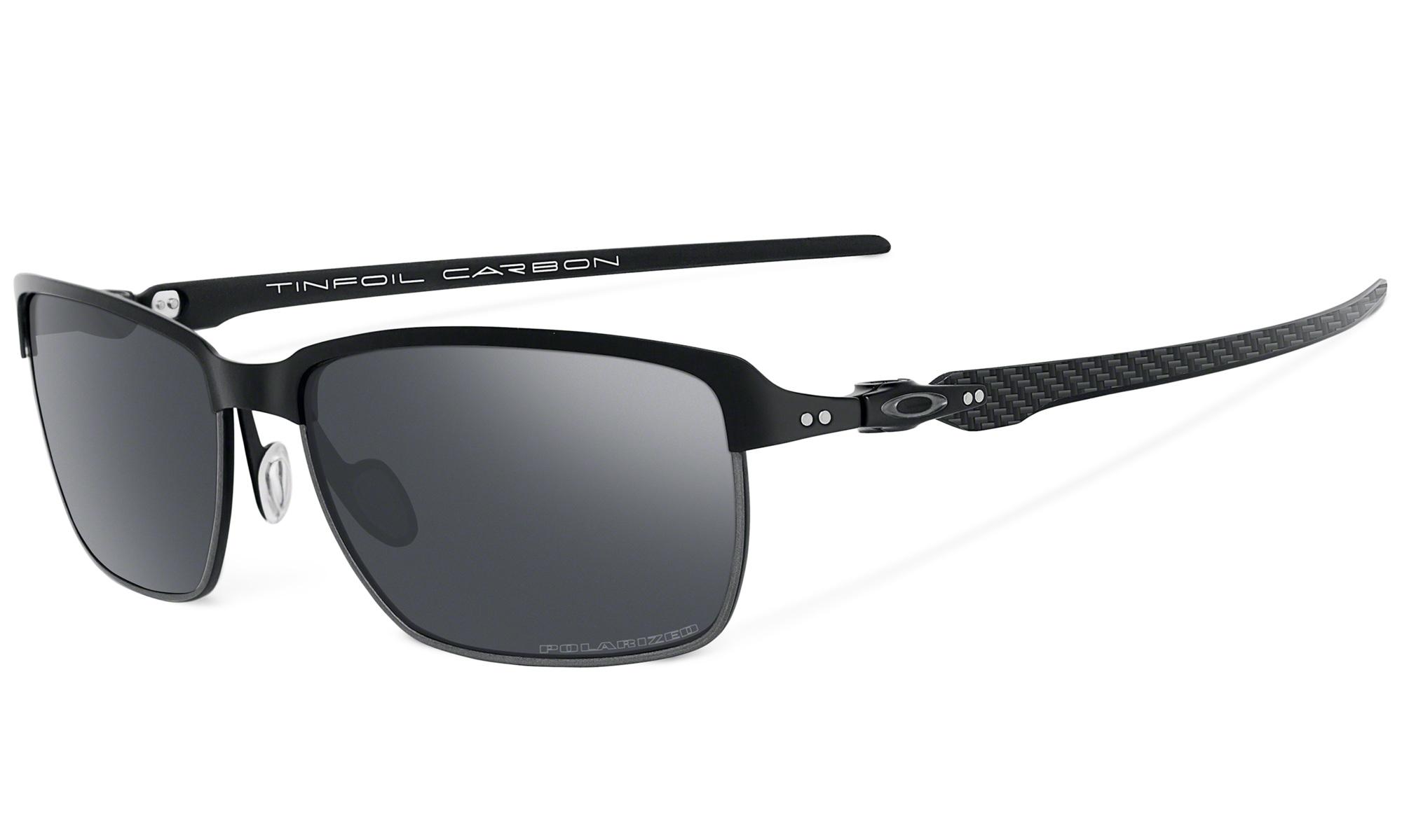 Oakley Tinfoil Carbon OO 6018-02 satin black BRqezM