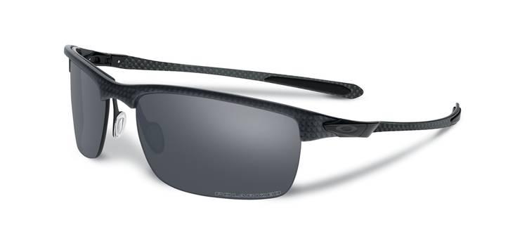 Oakley Carbon Blade Sonnenbrille Carbon matt OO9174-07 Polarisiert WKXd5