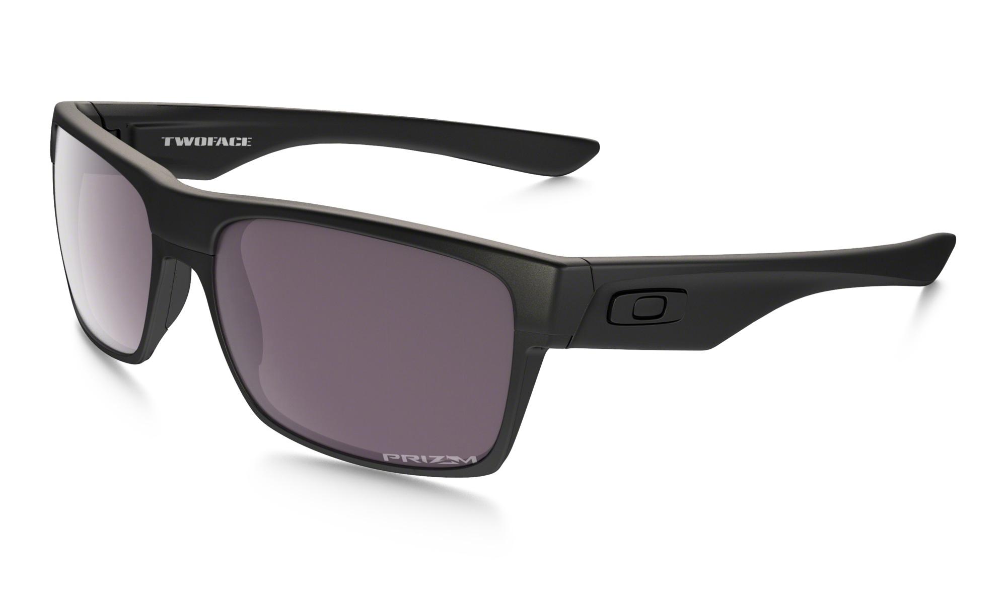 Oakley Twoface Prizm Black Sonnenbrille Schwarz TKSy7q