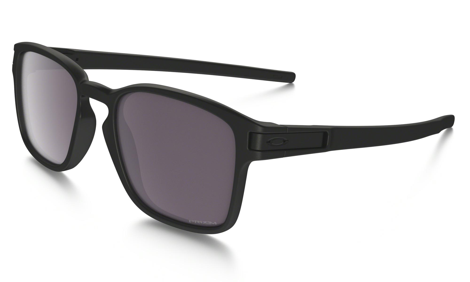Oakley Latch SQ OO9353 01 Sonnenbrille in matte black 52/19 7MKonsVoW5
