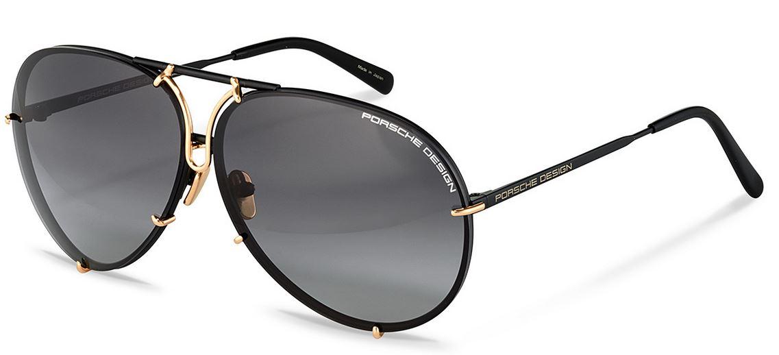 Porsche Design Sonnenbrille (P8478 D-grey 60) mQJ4h