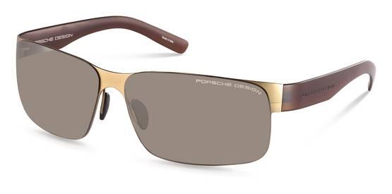 Porsche Design Sonnenbrille (P8573 A 63) G49bAFeivm