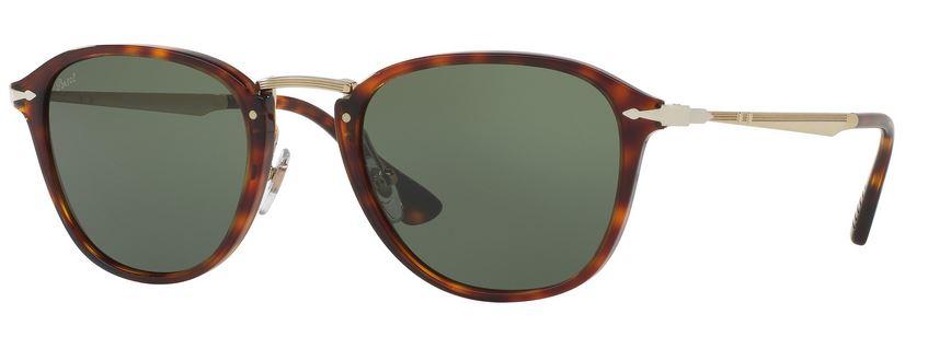 Persol PO3165S Sonnenbrille Havanna 24/31 50mm ZNa2zYfLPr