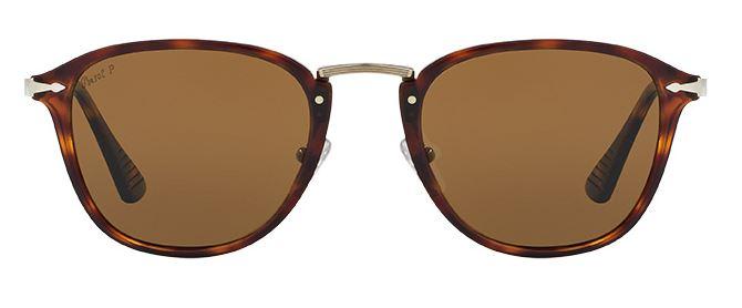 Persol PO3165S Sonnenbrille Havanna 105771 52mm ia7fbiw96