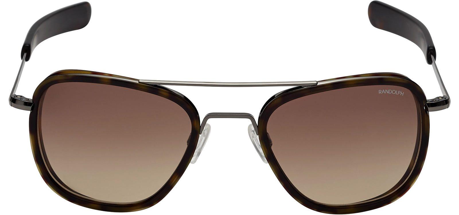 eebd7b8ff38 Randolph Aviator AI007 Gunmetal Tan Gradient 58mm Sonnenbrillen von Randolph  Engineering   1 + ...