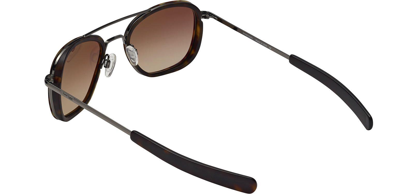 ea6faa5b231 ... Randolph Aviator AI007 Gunmetal Tan Gradient 58mm Sonnenbrillen von Randolph  Engineering   3 +