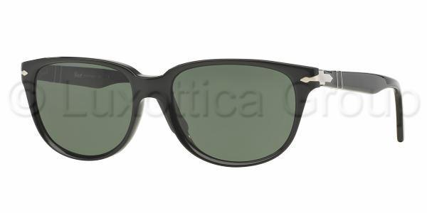 Persol 3104S Sonnenbrille Schwarz 901431 NMyBLB
