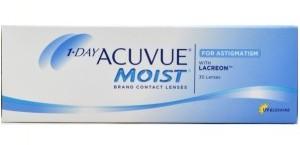 1 Day Acuvue Moist Tages Kontaktlinsen