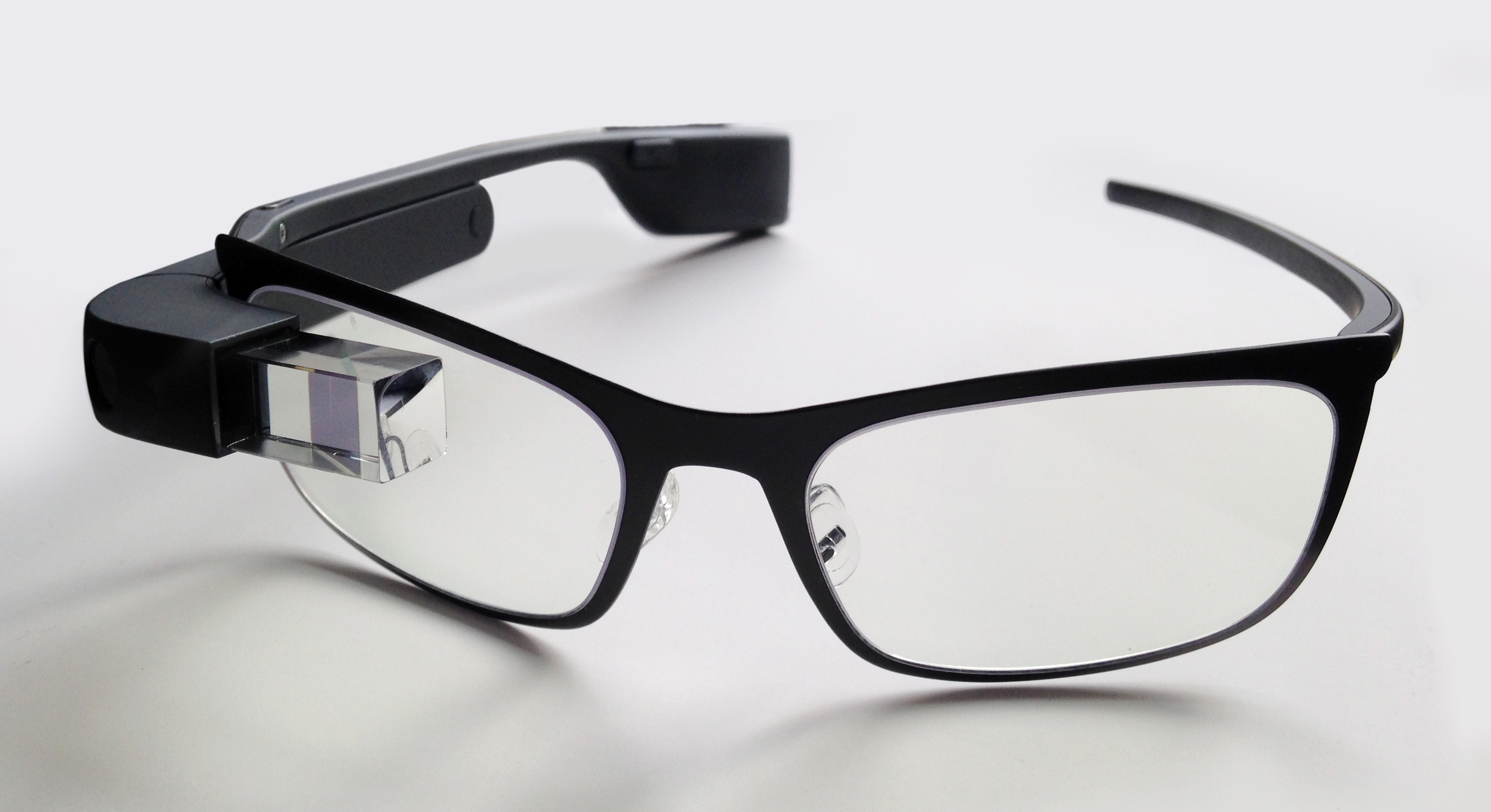Google Glass - CC BY-SA 3.0